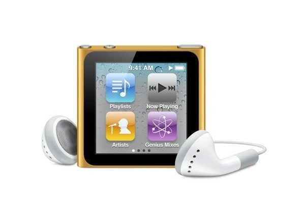 iPod nano 16GB - Orange