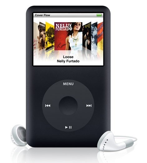 iPod classic 160GB - Black