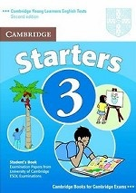 Cambridge Young Learners English Tests Starters 3 Student`s Book