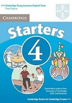 Cambridge Young Learners English Tests Starters 4 Student`s Book