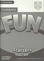 Fun for Starters, Movers and Flyers 2Ed StartersTB
