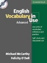 English Vocabulary in Use Advanced (+ CD-ROM)