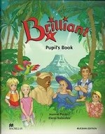 Brilliant (For Russia) - New Edition Level 1 Pupil`s Book