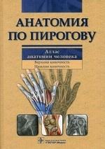 Анатомия по Пирогову Том 1. +CD