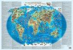 Иллюстрированная карта путешествий ( Сергей Павлович Михайлов  )