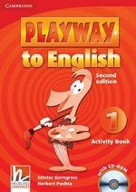 Playway to Eng New 2Ed 1 AB +R