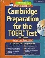 Cambridge Preparation for the TOEFL iBT Test. + 8 AudioCD + CD
