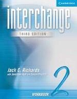 Interchange 2 Workbook