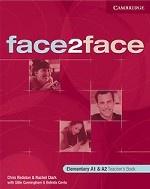 Face2Face Elementary Teacher`s Book