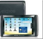 Archos 70 Internet Tablet, 250 ГБ, Android, черный