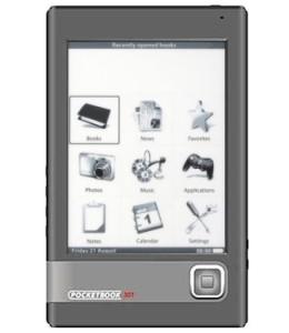 PocketBook 301 plus Lingvo Серый