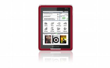 PocketBook IQ 701 (красный)