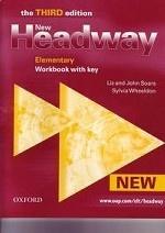 New Headway Elementary (Workbook with key)
