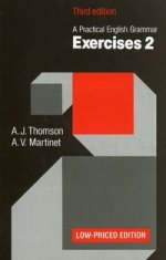 A Practical English Grammar Exercises 2. Third edition