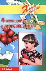 4 группы крови и здоровье детей