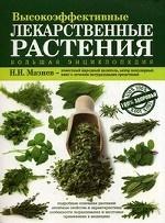 Большая энциклопедия высокоэффективных лекарственных растений
