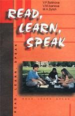 Read, Learn, Speak