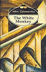The White Monkey. Белая обезьяна. Современная комедия. Том 1. Роман. На английском языке
