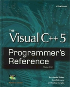 The Visual C++ 5 Programmer`s Reference (+CD). На английском языке