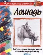 Как научиться рисовать лошадь: пособие по рисованию