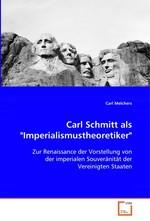 Carl Schmitt als