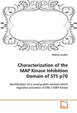 Characterization of the MAP Kinase Inhibition Domain of ST5 p70. Identification of a novel protein domain which regulates activation of ERK-2 MAP Kinase