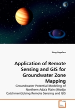 Application of Remote Sensing and GIS for Groundwater Zone Mapping. Groundwater Potential Modeling of Northern Adaa Plain (Modjo Catchment)Using Remote Sensing and GIS