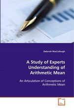 A Study of Experts Understanding of Arithmetic Mean. An Articulation of Conceptions of Arithmetic Mean