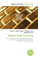 Digital Gold Currency