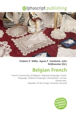 Belgian French
