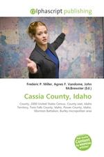 Cassia County, Idaho
