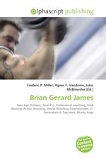Brian Gerard James