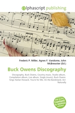 Buck Owens Discography