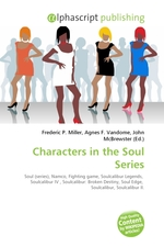Characters in the Soul Series