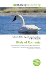 Birds of Romania