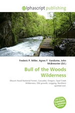 Bull of the Woods Wilderness
