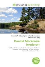 Donald Mackenzie (explorer)