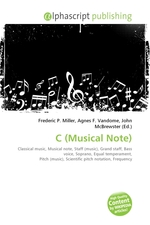 C (Musical Note)