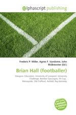 Brian Hall (footballer)