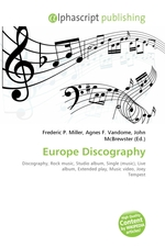 Europe Discography