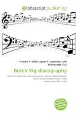 Butch Vig discography