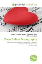 Dave Gahan Discography