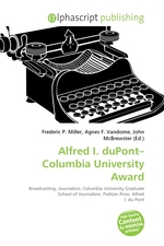 Alfred I. duPont–Columbia University Award