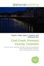 Coal Creek, Fremont County, Colorado