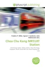 Choa Chu Kang MRT/LRT Station