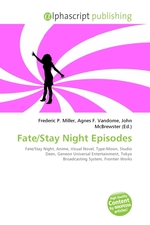 Fate/Stay Night Episodes
