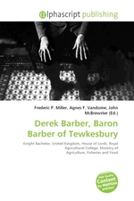 Derek Barber, Baron Barber of Tewkesbury