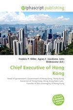 Chief Executive of Hong Kong