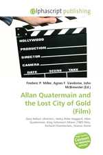 Allan Quatermain and the Lost City of Gold (Film)