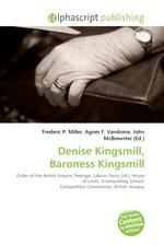 Denise Kingsmill, Baroness Kingsmill